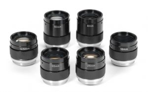 High-Resolution Lens Assemblies