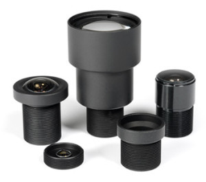 CCD/CMOS Lens Assemblies for Medical Systems