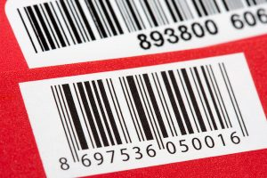 Using 1-D Or 2-D Barcodes