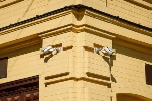 Types Of Surveillance Cameras