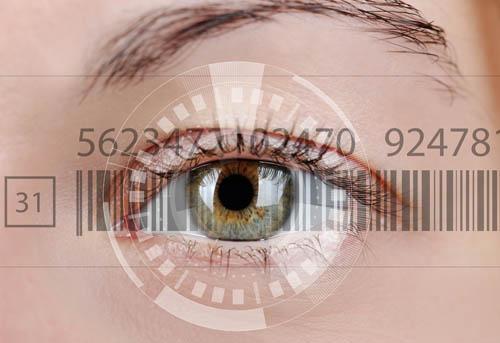 Bar Code Vision Tracking