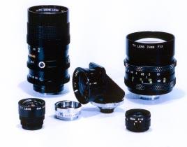 CCTV Lens Assemblies
