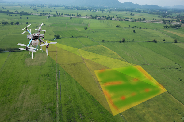 Drone Surveying & Mapping