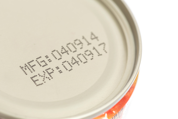 Expiration Dates With Machine Vision Technology