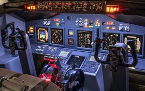 Flight Simulation Technology Keeps Pilots Skills Fresh