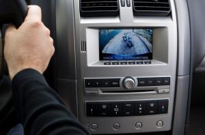 Tecnologías de la cámara en NASCAR Vehículos