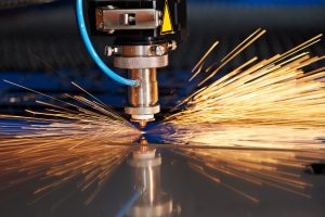 Diode Laser Lenses Used to Cut Through Metal