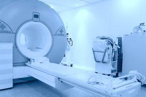 MRI With Proton Beam