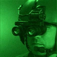 Tecnología de visión nocturna de BMW