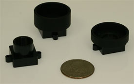 What's New: Plastic Lens Mounts