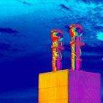 Thermal Imaging Smoke Stack