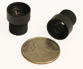 What's New: New Miniature UV Quartz Lens