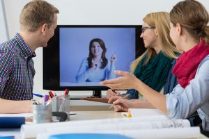 Precision Lenses For Video Conferencing
