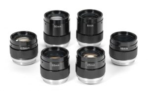 What's New: High Resolution CCTV Lenses with Focus Lock